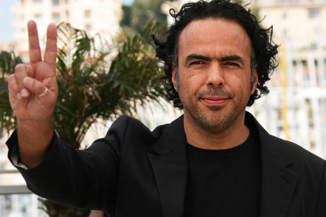 Le réalisateur Alejandro Gonzalez Inarritu... (Photo: archives AFP)