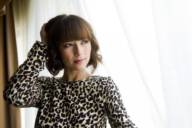 Karine Vanasse... (Photo: PC)