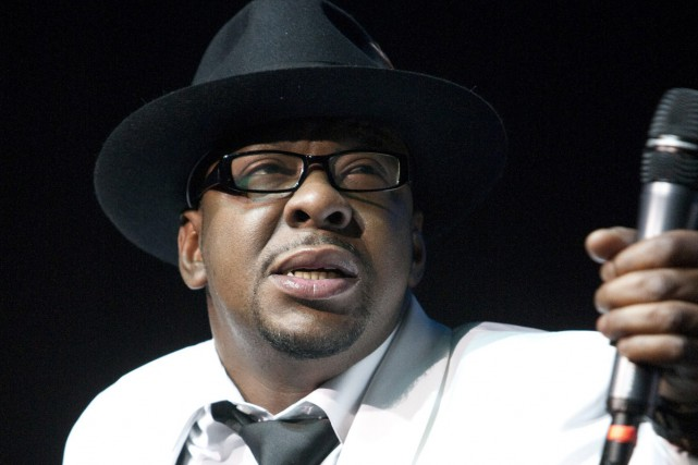 Bobby Brown... (Photo: AP)