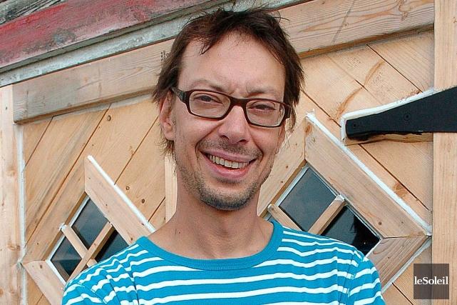 David Forbes est un jeune chef de Québec... (Photothèque Le Soleil, Jean-Marie Villeneuve)