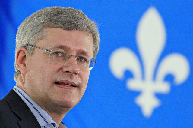 Malgré son expérience de premier ministre, Stephen Harper... (PHOTO PASCAL RATTHÉ, ARCHIVES LE SOLEIL)