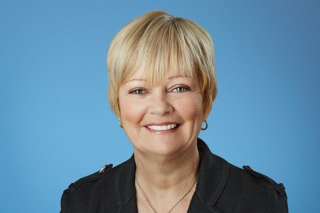 Lorraine Richard, porte-parole du Parti québécois en matière...