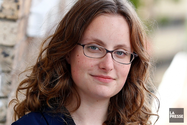 Éliane Laberge... (Photothèque Le Soleil, Yan Doublet)