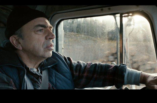 Julien Poulin dans Camion.... (Photo K Films Amérique)