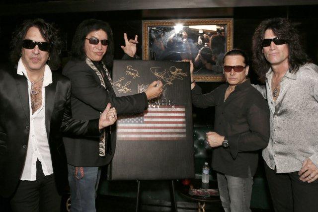 Les membres de Kiss soutiennent les Pussy Riot