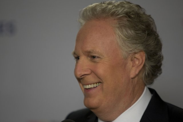 Jean Charest... (PHOTO ANDRÉ PICHETTE, LA PRESSE)