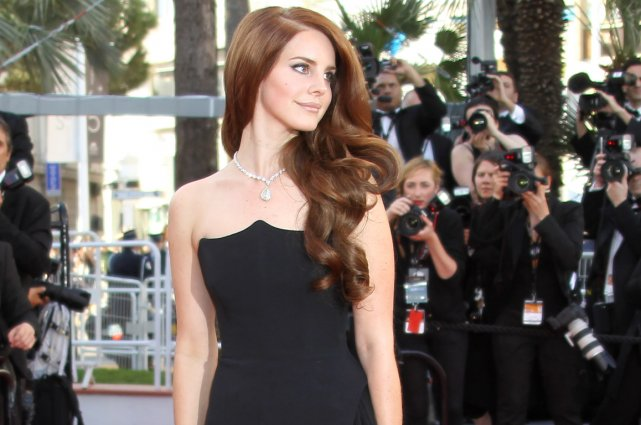 Lana Del Rey est pressentie pour devenir la... (Photo AFP)