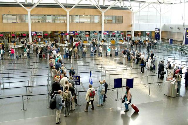 L'ancien gouvernement conservateur avait imposé le visa en... (Photo fournie par l'Agence des services frontaliers du Canada)