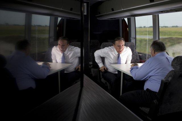 Le chef de la Coalition avenir Québec dans... (Photo Alain Roberge, La Presse)