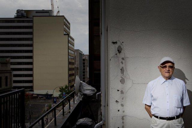 En 2012, âgé de 81 ans, Serge Losique... (Photo: Marco Campanozzi, La Presse)
