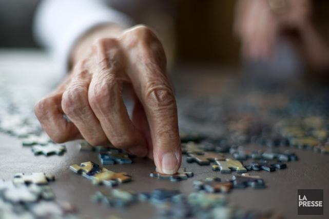 L'espérance de vie s'est nettement allongée depuis un... (Photo André Tremblay, archives La Presse)