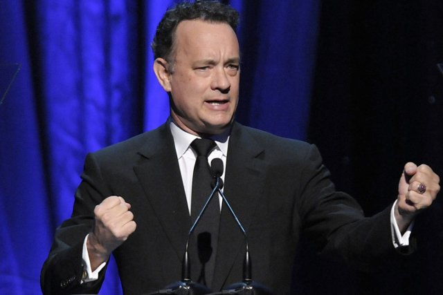 Tom Hanks... (Photo: AP)