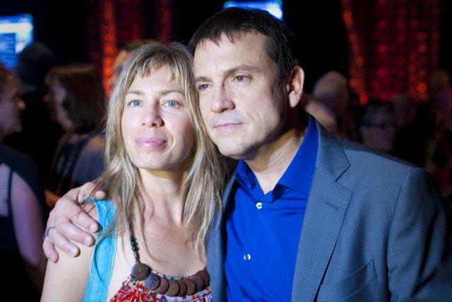 Céline Bonnier et Claude Legault, tandem de la... (Photo: André Pichette, La Presse)