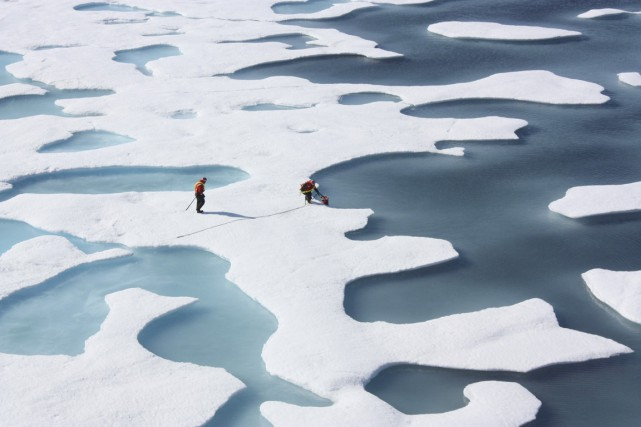 L'Arctique canadien.... (PHOTO ARCHIVES REUTERS)