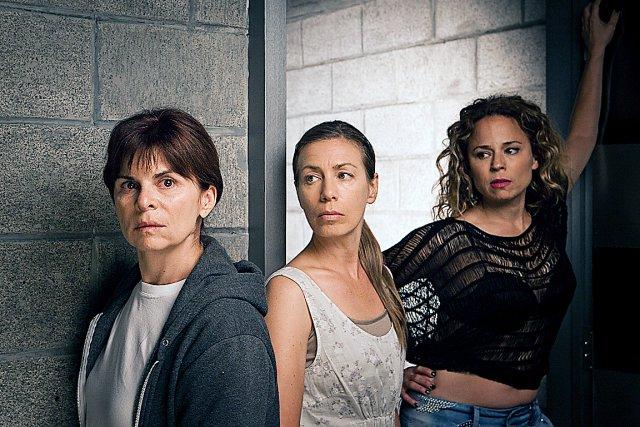 Unité 9, le téléroman de Danielle Trottier sur... (Photo fournie par la production)