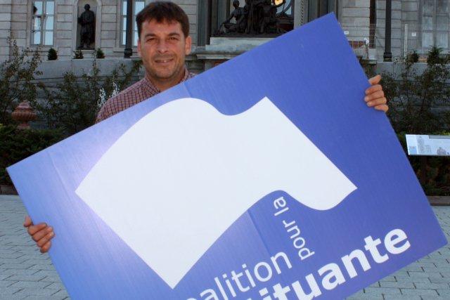 Marc Fafard, candidat de la Coalition pour la... (Photo fournie par la Coalition)