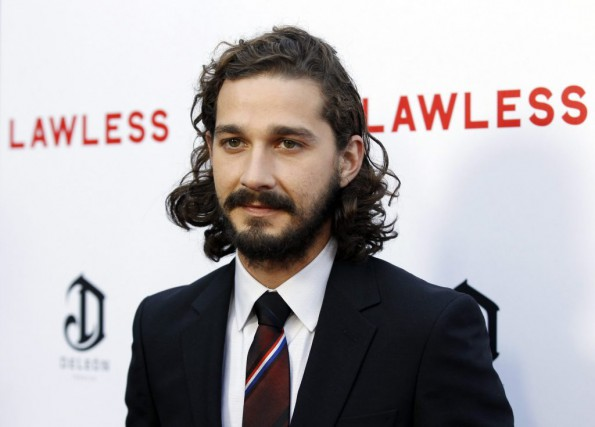 Shia LaBeouf... (Photo: archives Reuters)
