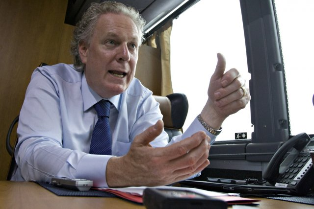Jean Charest... (Photo PC)