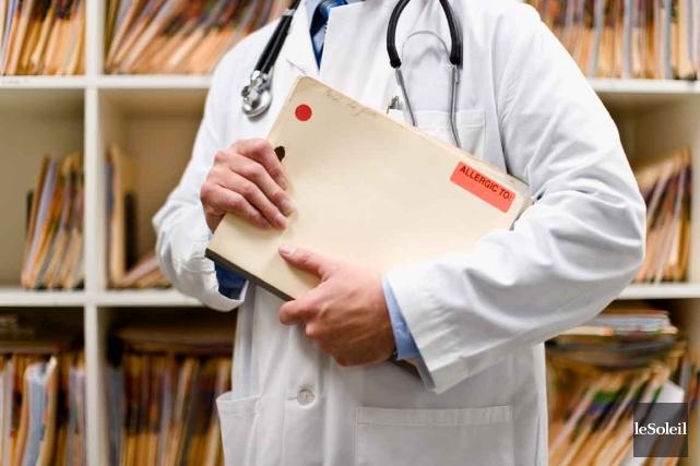 MQRP représente environ 500 médecins dans la province... (Photothèque Le Soleil)