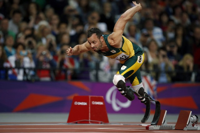 Oscar Pistorius... (Photo Matt Dunham, archives AP)