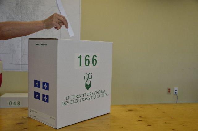 Les dés sont jetés. Après 34 jours de campagne électorale, les Québécois... (Photo La Presse)