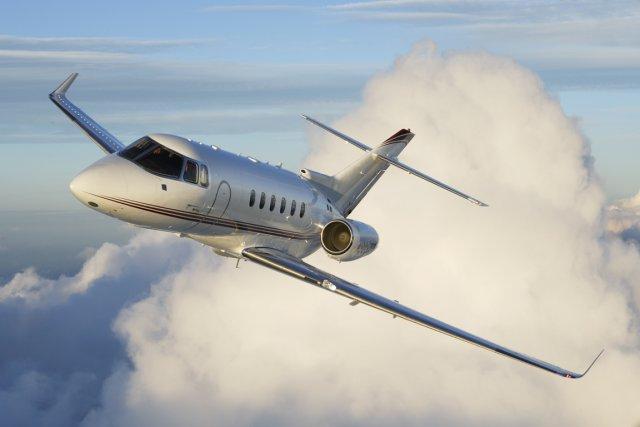 Aux prises avec de graves difficultés financières,HawkerBeechcraft a... (PHOTO FOURNIE PAR HAWKER BEECHCRAFT)