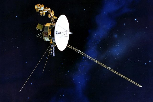 Voyager i quittera bient t le syst me solaire astronomie - Systeme solaire nice ...