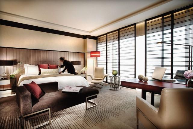 Un regroupement de propriétaires de petits hôtels -...