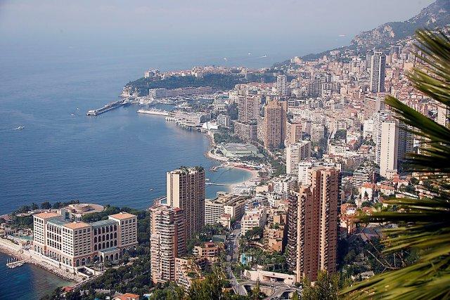 La Principauté de Monaco, située sur la Côte... (Photothèque Le Soleil)