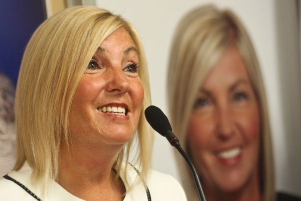 La députée de Hull, Maryse Gaudreault, digère mal... (Archives, LeDroit)