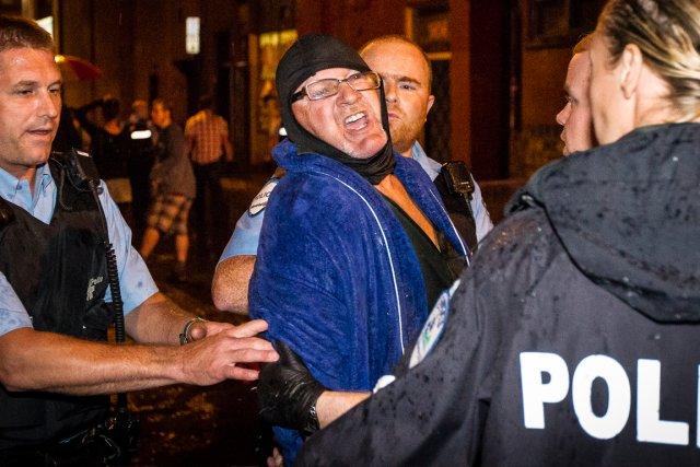 Deux personnes reposent présentement dans un état critique alors qu'un attentat... (Photo Olivier Pontbriand, La Presse)
