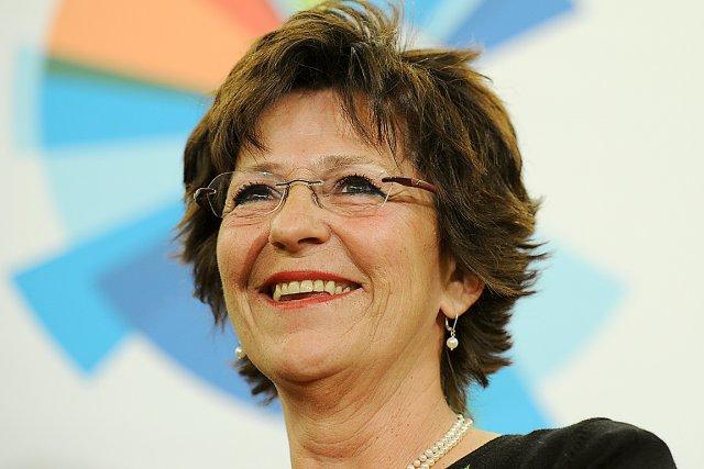 L'ex-conseillère Denise Trudel, élue sous la bannière de... (Photothèque Le Soleil, Erick Labbé)
