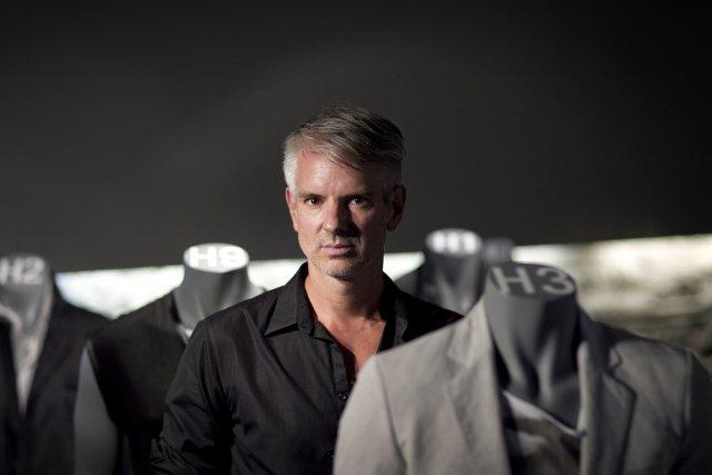 Le designer Philippe Dubuc.... (Photo: Marco Campanozzi, La Presse)
