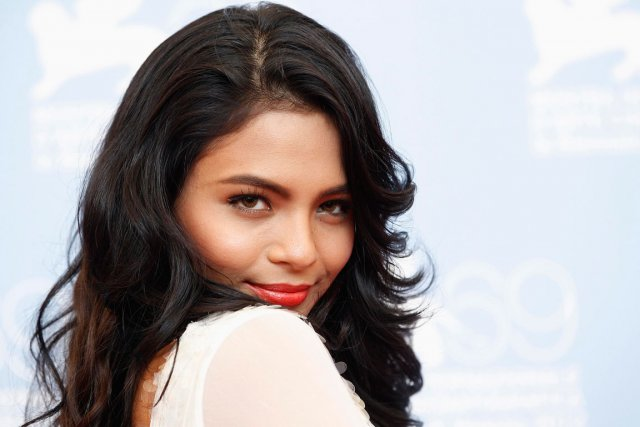 L'actrice Lovi Poe du film Thy Womb.... (PHOTO TONY GENTILE, REUTERS)