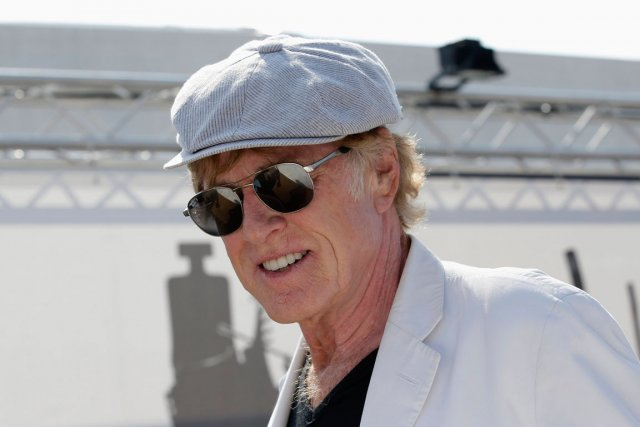 Robert Redford... (PHOTO TONY GENTILE, REUTERS)