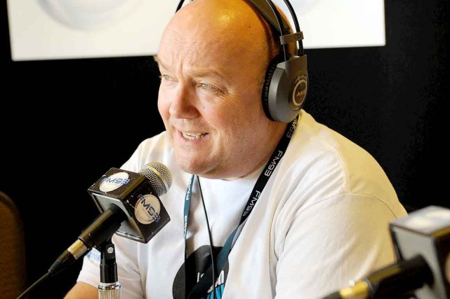 Le retour de Gilles Parent au FM93 se... (Photothèque Le Soleil, Patrice Laroche)