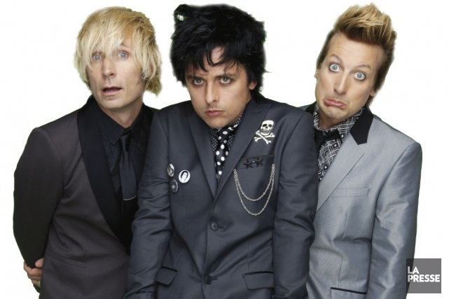 Avec Dookie et American Idiot, Green Day a... (Photo: archives La Presse)