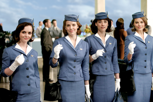 Christina Ricci, Kelli Garner, Karine Vanasse et Margot... (PHOTO FOURNIE PAR V)