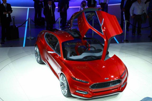 La prochaine Mustang laisserait tomber ses lignes inspirées... (Photo Éric LeFrançois, collaboration spéciale)