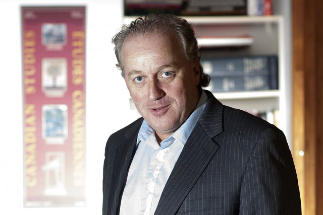 Jack Jedwab... (Photo: André Pichette, La Presse)
