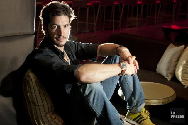 L'acteur Éric Bruneau est membre du jury auFestival... (Photo: Martin Chamberland, Archives La Presse)