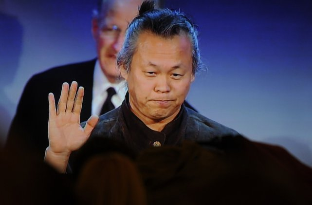 Le cinéaste sud-coréen, Kim Ki-duk.... (Photo: AFP)