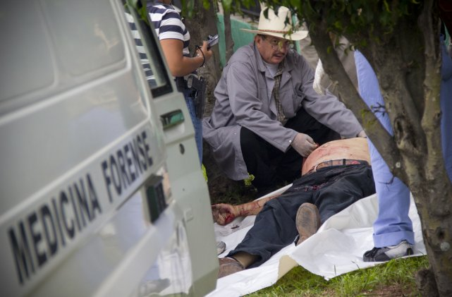 Un chauffeur de taxi tué par balle repose,... (Photo: David Boily, La Presse)