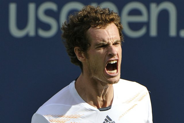 Andy Murray... (Photo Ray Stubblebine, Reuters)