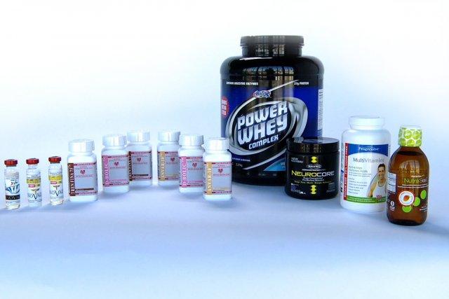 Oméga-3, vitamines, créatine, protéines, glutamine, boost de ...
