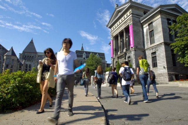 L'Université McGill se classe au 18e rang mondial... (Photo Alain Roberge, La Presse)