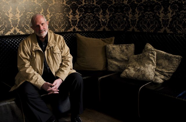 Brian De Palma.... (Photo: Michelle Siu, PC)