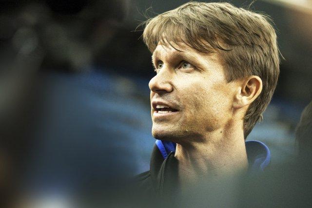 L'entraîneur de l'Impact, Jesse Marsch.... (Photo: Edouard Plante-Fréchette, La Presse)
