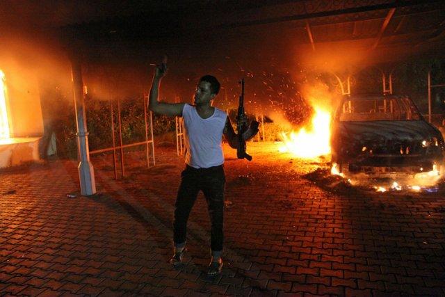Mardi soir, des hommes armés ont attaqué notamment... (Photo: AFP)