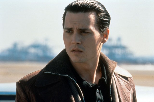 Donnie Brasco a été interprété par Johnny Depp... (TriStar Pictures)